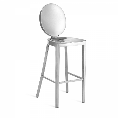 Chairs by Philippe Starck seen at Katsuya Hollywood, Los Angeles - Kong Counter Stool