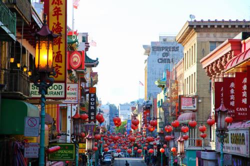Chinatown, SF, Urban Canvases, Interior Design