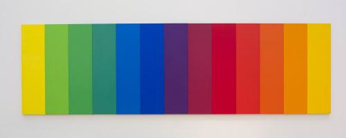 Ellsworth Kelly - Art and Paintings