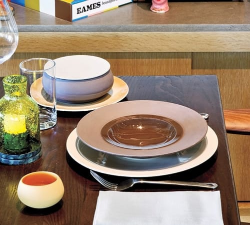 Tableware by Mary Van Dusen seen at Andaz Scottsdale Resort & Spa, Scottsdale - Pottery