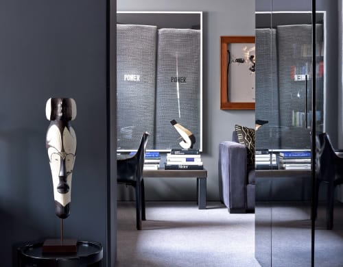 Interior Design by Messana O'Rorke seen at 360 West 22nd Street Apartment, New York - Interior Design