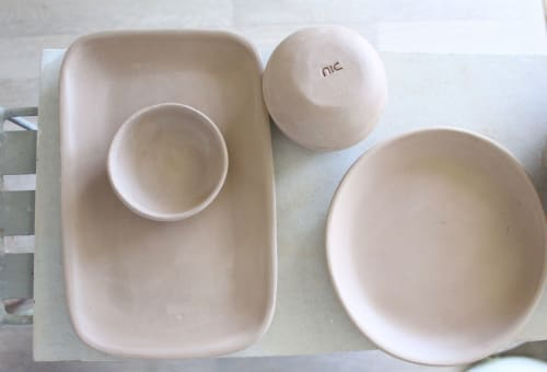 Tableware and Vases & Vessels by Nicky Crowley