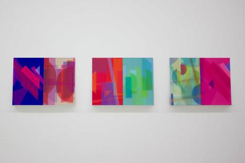 Monika Bravo - Wall Hangings and Art