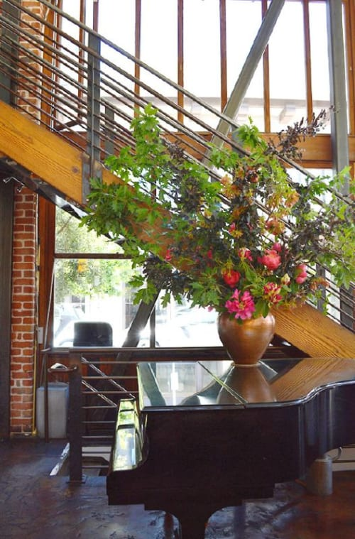 Floral Arrangements by The Petaler at Zuni Café, San Francisco - Floral Arrangements