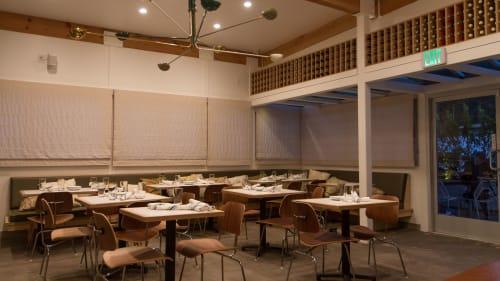 Little Pine, Restaurants, Interior Design