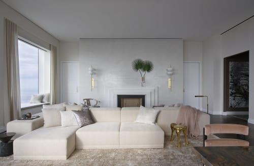 Interior Design by Kelly Behun Studio seen at 432 Park Avenue, New York, New York - Interior Design