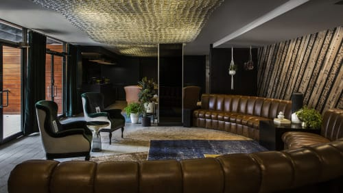 The Kimpton Buchanan, Hotels, Interior Design