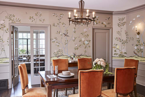 Interior Design by Sarah Shetter Design, Inc. at Private Residence, Los Angeles - Las Palmas