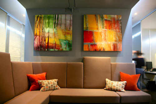 Photography by Carol Inez Charney seen at Good + Sears Orthodontics, San Francisco - NYC 14 & NYC 12