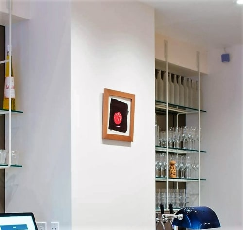 Paintings by Hugo Guinness seen at Nix, New York - Red Tomato