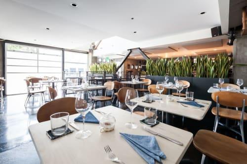 The Morris Restaurant, Bars, Interior Design