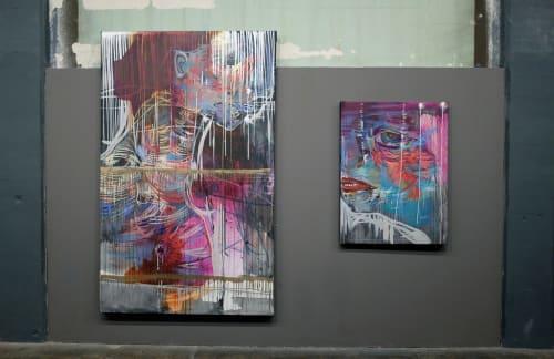 Faring Purth - Street Murals and Public Art