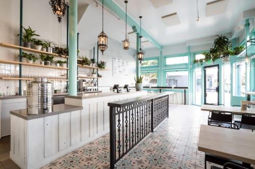 Media Noche Restaurant, Restaurants, Interior Design