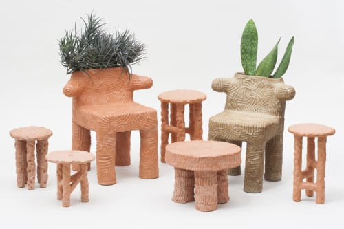 Chris Wolston - Furniture and Chairs
