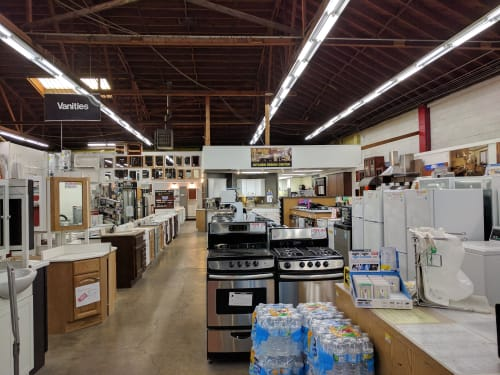 Discount Builders Supply & Hardware, Stores, Interior Design