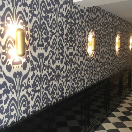 Sconces by Fambuena seen at HOM SEVILLA, Sevilla - BOOK Wall Sconce