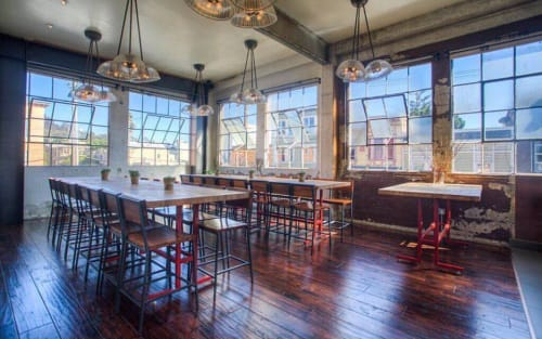 Trick Dog, Bars, Interior Design