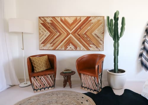 Lighting by Schoolhouse Electric seen at The Joshua Tree Casita, Joshua Tree - Telescoping Floor Lamp - White