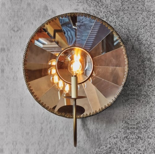 Lighting by Mark Maresca seen at Kimpton Hotel Van Zandt, Austin - Andrew Reflector
