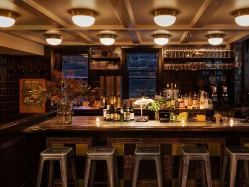 The High Line Hotel, Hotels, Interior Design