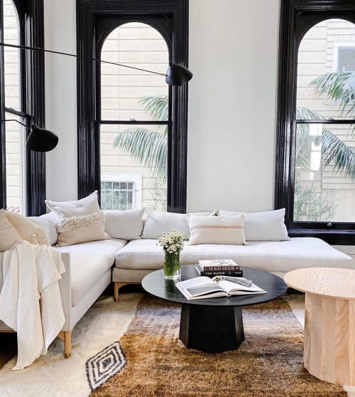 Rugs by Mehraban seen at Private Residence, San Francisco - Atlas Rug