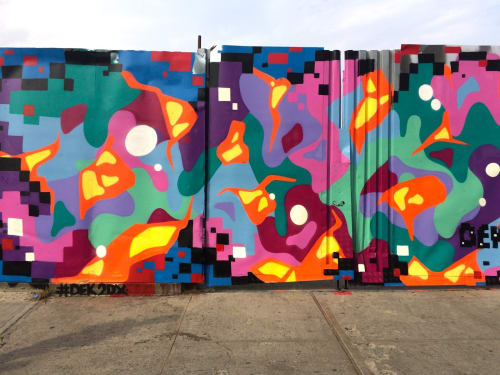 Dek2dx - Murals and Art