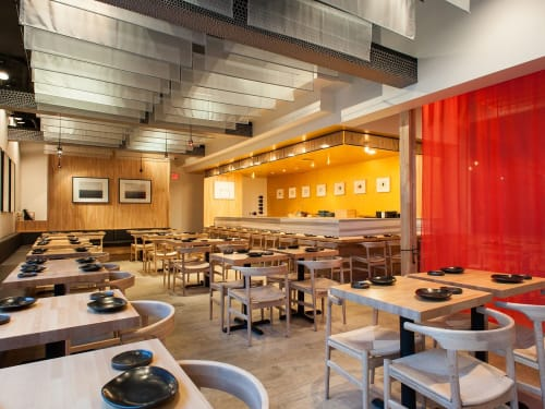 Hamasaku, Restaurants, Interior Design