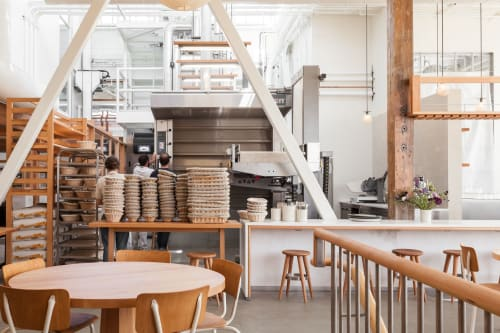 Tartine Manufactory, Bakeries, Interior Design