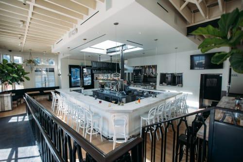 Greenleaf Gourmet Chopshop - Venice, Restaurants, Interior Design