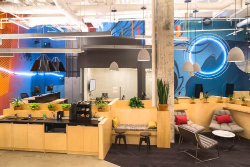 Workshop Cafe SoMa, Cafès, Interior Design
