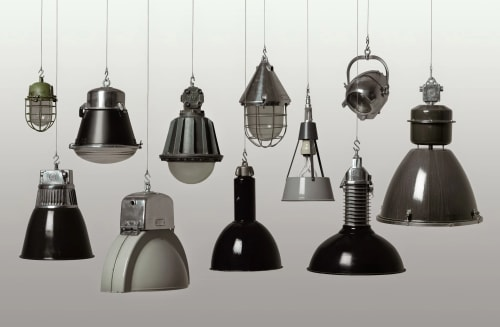 Trainspotters - Pendants and Lighting