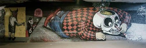 YESCKA - Street Murals and Public Art