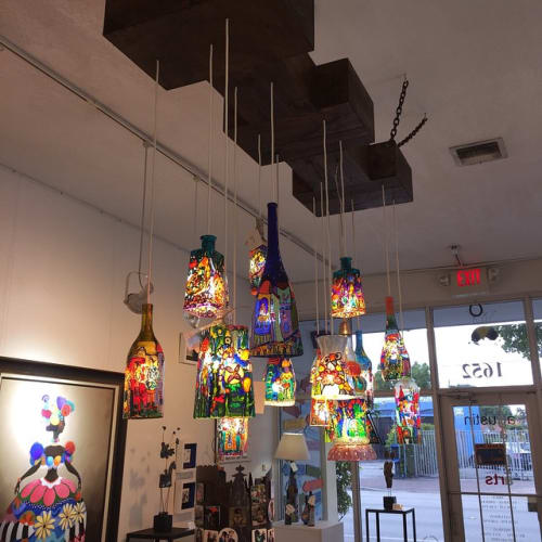 Art & Wall Decor by Agustin Gainza seen at Taberna del Pintor, Miami - Freedom Collection