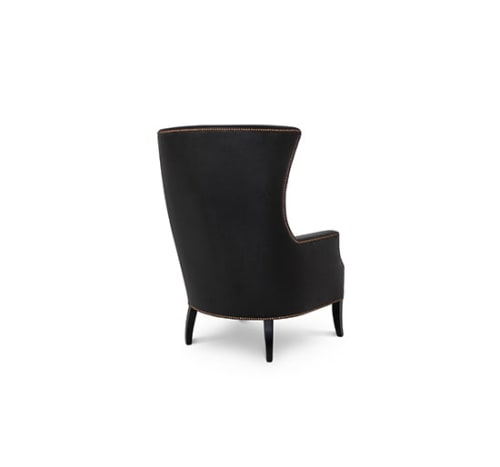Chairs by BRABBU seen at Loews Regency New York, New York - Dukono Armchair