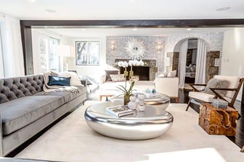 Interior Design by Marie Burgos Design at New Rochelle Residence, New Rochelle - Interior Design