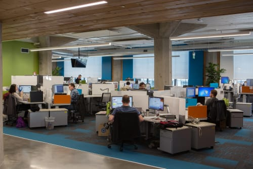 Viewpoint, Southeast Water Avenue, Portland, Oregon, Office, Interior Design