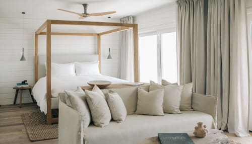 The Surfrider Malibu, Hotels, Interior Design