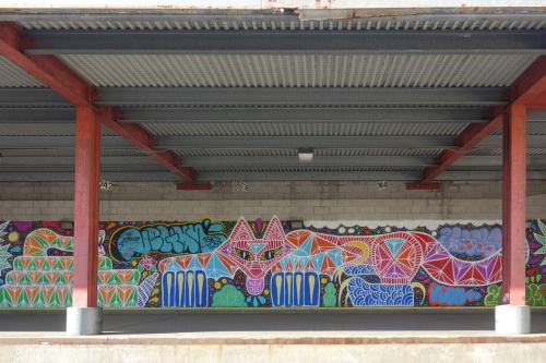 Michael Kershnar - Street Murals and Public Art