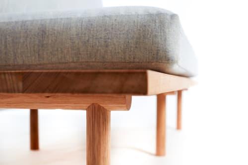 Couches & Sofas by Alex Gaetani seen at Design Tasmania, Launceston - Hikari and Supesu Sofas