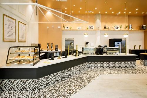 Don Francisco Coffee, Cafès, Interior Design