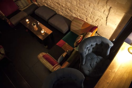 Couches & Sofas by Squint Limited London seen at Little Red Door, Paris - Sofas and Chairs