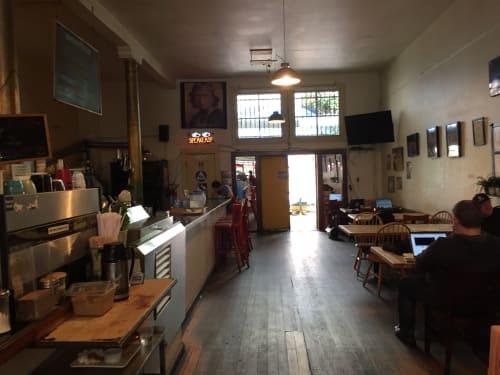 Cafe International, Cafès, Interior Design