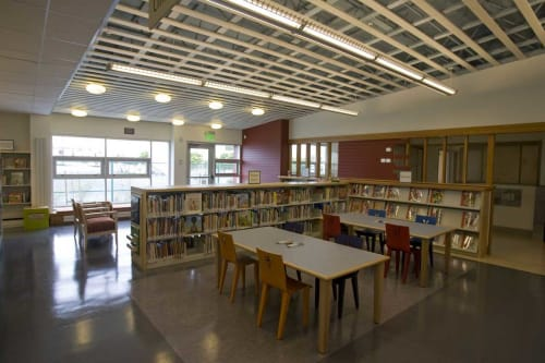 Portola Branch Library 380 Bacon St, San Francisco, CA 94134