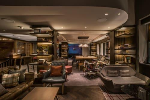 Virgin Hotels Chicago, Hotels, Interior Design