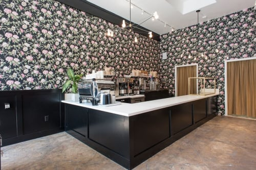 Alfred Coffee (Silverlake), Cafès, Interior Design