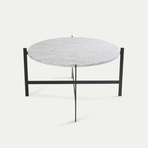 Tables by Dennis Marquart at 71 Nyhavn Hotel, København K - Deck Table