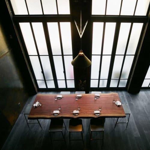 Tables by Andre Joyau at Tetsu, New York - Dining Table