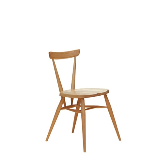 Chairs by Ercol Furniture seen at Ferris, New York - Ercol Originals Stacking Chair
