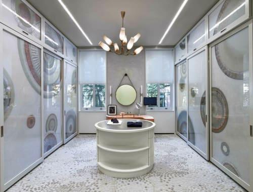 Interior Design by Harry Heissmann Inc. seen at Greenwich Village, New York - Interior Design