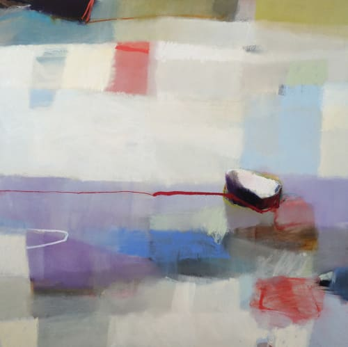 Paintings by Sharon Paster - Offshore